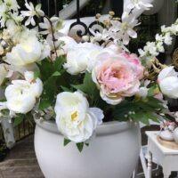Soft pink-Bruiloftstyling