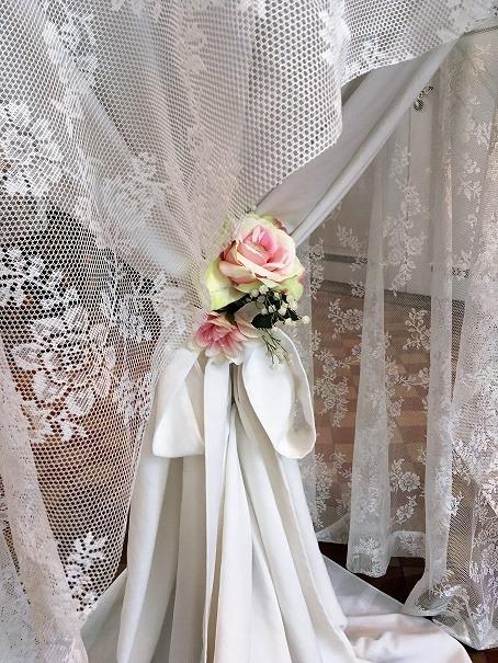 Bruiloftstyling-Softpink