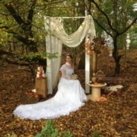 Autumn styled wedding
