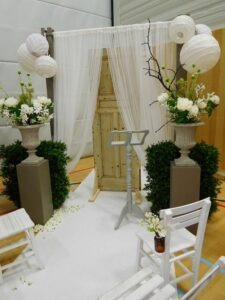 Bruiloftstyling weddingfair