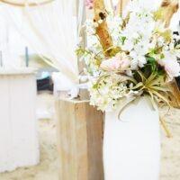 Vintage bruiloftstyling