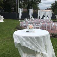 Decoratie voor trouwdag