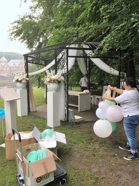 Werkwijze-Bruiloftstyling-Decoratie