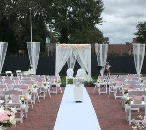 Rich Art Design bruiloft styling