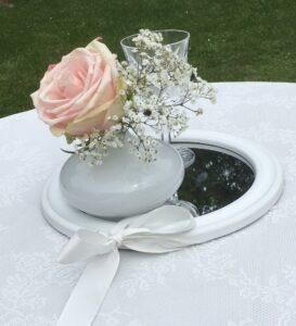Trouwen met Bruiloft Decoratie