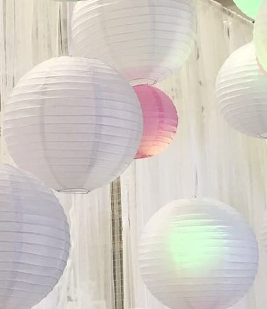 Stylisten voor Bruiloft decoratie