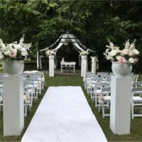 Styling voor een bruiloft