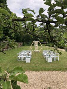 Bruiloft styling Landgoed