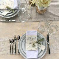 Bruiloft decoratie
